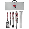 Arizona Cardinals 8 pc Tailgater BBQ Set