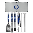 Indianapolis Colts 8 pc Tailgater BBQ Set
