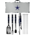 Dallas Cowboys 8 pc Tailgater BBQ Set