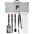 Atlanta Falcons 8 pc Tailgater BBQ Set
