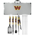 Washington Redskins 8 pc Tailgater BBQ Set