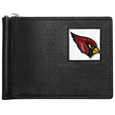 Arizona Cardinals Leather Bill Clip Wallet