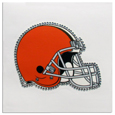 Cleveland Browns Vinyl Bling Decal