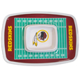 Washington Redskins Chip and Dip Tray