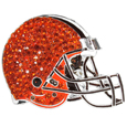 Cleveland Browns Crystal Pin