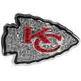Kansas City Chiefs Crystal Pin