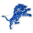 Detroit Lions Crystal Pin