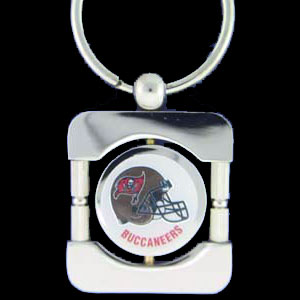 Tampa Bay Buccaneers Executive NFL Key Chain - Exquisitely crafted silver key chain with your NFL team's logo. Check out our entire line of  NFL merchandise! Officially licensed NFL product Licensee: Siskiyou Buckle Thank you for visiting CrazedOutSports.com