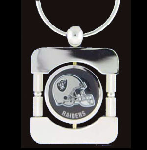 Oakland Raiders Executive NFL Key Chain - Exquisitely crafted silver key chain with your NFL team's logo. Check out our entire line of  NFL merchandise! Officially licensed NFL product Licensee: Siskiyou Buckle Thank you for visiting CrazedOutSports.com