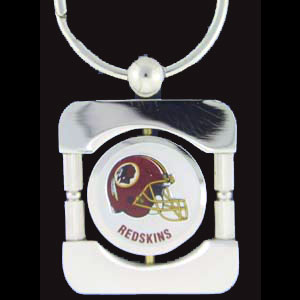 Washington Redskins Executive NFL Key Chain - Exquisitely crafted silver key chain with your NFL team's logo. Check out our entire line of  NFL merchandise! Officially licensed NFL product Licensee: Siskiyou Buckle Thank you for visiting CrazedOutSports.com