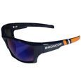Denver Broncos Edge Wrap Sunglasses