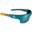 Miami Dolphins Edge Wrap Sunglasses