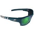 Philadelphia Eagles Edge Wrap Sunglasses