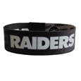 Oakland Raiders Stretch Bracelets - Instantly become a team VIP with these colorful wrist bands! These are not your average, cheap stretch bands the stretch fabric and dye sublimation allows the crisp graphics and logo designs to really pop. A must have for any Oakland Raiders fan! Officially licensed NFL product Licensee: Siskiyou Buckle Thank you for visiting CrazedOutSports.com