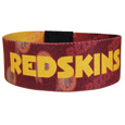 Washington Redskins Stretch Bracelets - Instantly become a team VIP with these colorful wrist bands! These are not your average, cheap stretch bands the stretch fabric and dye sublimation allows the crisp graphics and logo designs to really pop. A must have for any Washington Redskins fan! Officially licensed NFL product Licensee: Siskiyou Buckle Thank you for visiting CrazedOutSports.com