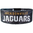 Jacksonville Jaguars Stretch Bracelets - Instantly become a team VIP with these colorful wrist bands! These are not your average, cheap stretch bands the stretch fabric and dye sublimation allows the crisp graphics and logo designs to really pop. A must have for any Jacksonville Jaguars fan! Officially licensed NFL product Licensee: Siskiyou Buckle Thank you for visiting CrazedOutSports.com