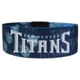 Tennessee Titans Stretch Bracelets - Instantly become a team VIP with these colorful wrist bands! These are not your average, cheap stretch bands the stretch fabric and dye sublimation allows the crisp graphics and logo designs to really pop. A must have for any Tennessee Titans fan! Officially licensed NFL product Licensee: Siskiyou Buckle .com