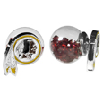 Washington Redskins Front/Back Earrings