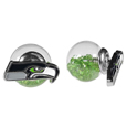 Seattle Seahawks Front/Back Earrings
