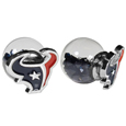 Houston Texans Front/Back Earrings