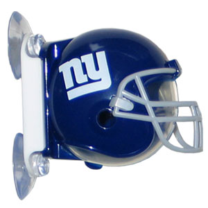 NFL Flipper Toothbrush Holder - Giants - Siskiyou's NFL toothbrush holder is a hygienic way to store your toothbrush while showing off your team pride. The holder mounts to mirrors or glass and opens with one easy touch. Officially licensed NFL product Licensee: Siskiyou Buckle .com