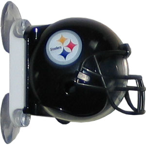 NFL Flipper Toothbrush Holder - Steelers - Siskiyou's NFL toothbrush holder is a hygienic way to store your toothbrush while showing off your team pride. The holder mounts to mirrors or glass and opens with one easy touch. Officially licensed NFL product Licensee: Siskiyou Buckle Thank you for visiting CrazedOutSports.com