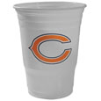 Chicago Bears Game Day Cups - Our Chicago Bears 18 ounce NFL game day cups are what every tailgating or backyard events needs! The cups feature a big Chicago Bears logo so you can show off your team pride. The popular 18 ounce size is perfect for drinks or ping pong balls! Sold in sleeves of 18 cups Officially licensed NFL product Licensee: Siskiyou Buckle .com