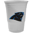 Carolina Panthers Game Day Cups - Our Carolina Panthers 18 ounce NFL game day cups are what every tailgating or backyard events needs! The cups feature a big Carolina Panthers logo so you can show off your team pride. The popular 18 ounce size is perfect for drinks or ping pong balls! Sold in sleeves of 18 cups Officially licensed NFL product Licensee: Siskiyou Buckle Thank you for visiting CrazedOutSports.com