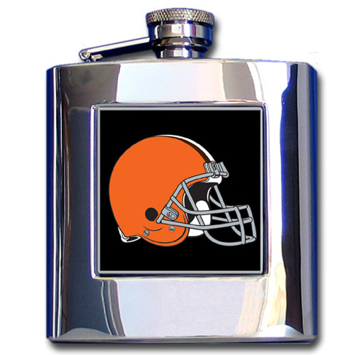 NFL Hip Flask - Cleveland Browns