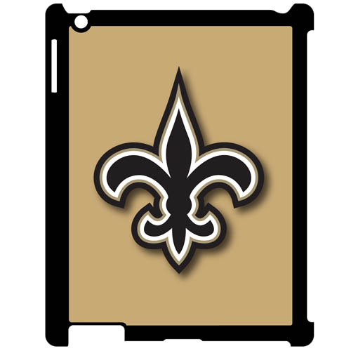 Saints iPad 2 Snap on Case - Our officially licensed NFL iPad 2 snap on case weighs only 7 ounces and has an inset metal team graphics plate. The case snaps easily onto your device providing protection while showing off your Houston Texans pride! Officially licensed NFL product Licensee: Siskiyou Buckle .com