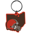 Cleveland Browns Home State Flexi Key Chain