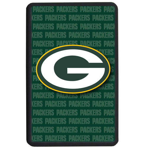 Green Bay Packers Kindle Fire Snap on Case - Our officially licensed NFL Kindle fire snap on case weighs only 7 ounces and has an inset metal team graphics plate. The case snaps easily onto your device providing protection while showing off your Green Bay Packers pride! Officially licensed NFL product Licensee: Siskiyou Buckle Thank you for visiting CrazedOutSports.com