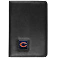 Chicago Bears iPad Air Folio Case - This attractive Chicago Bears iPad Air folio case provides all over protection for your tablet while allowing easy flip access. The cover is designed to allow you to fully utilize your tablet without ever removing it from the padded, protective cover. The enameled team emblem makes this case a great way to show off your team pride! Officially licensed NFL product Licensee: Siskiyou Buckle .com