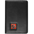 Cincinnati Bengals iPad Air Folio Case - This attractive Cincinnati Bengals iPad Air folio case provides all over protection for your tablet while allowing easy flip access. The cover is designed to allow you to fully utilize your tablet without ever removing it from the padded, protective cover. The enameled team emblem makes this case a great way to show off your team pride! Officially licensed NFL product Licensee: Siskiyou Buckle .com