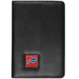 Buffalo Bills iPad Air Folio Case - This attractive Buffalo Bills iPad Air folio case provides all over protection for your tablet while allowing easy flip access. The cover is designed to allow you to fully utilize your tablet without ever removing it from the padded, protective cover. The enameled team emblem makes this case a great way to show off your team pride! Officially licensed NFL product Licensee: Siskiyou Buckle .com