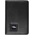 Denver Broncos iPad Air Folio Case - This attractive Denver Broncos iPad Air folio case provides all over protection for your tablet while allowing easy flip access. The cover is designed to allow you to fully utilize your tablet without ever removing it from the padded, protective cover. The enameled team emblem makes this case a great way to show off your team pride! Officially licensed NFL product Licensee: Siskiyou Buckle Thank you for visiting CrazedOutSports.com