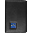 San Diego Chargers iPad Air Folio Case - This attractive San Diego Chargers iPad Air folio case provides all over protection for your tablet while allowing easy flip access. The cover is designed to allow you to fully utilize your tablet without ever removing it from the padded, protective cover. The enameled team emblem makes this case a great way to show off your team pride! Officially licensed NFL product Licensee: Siskiyou Buckle .com