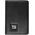New York Giants iPad Air Folio Case - This attractive New York Giants iPad Air folio case provides all over protection for your tablet while allowing easy flip access. The cover is designed to allow you to fully utilize your tablet without ever removing it from the padded, protective cover. The enameled team emblem makes this case a great way to show off your team pride! Officially licensed NFL product Licensee: Siskiyou Buckle .com