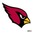 "Arizona Cardinals 8"" Logo Magnet - Make sure everyone knows your are a fan with our big 8"" logo magnets. These officially licensed magnets stick to any magnetic metal and our outdoor rated! Perfect for game day and everyday! Officially licensed NFL product Licensee: Siskiyou Buckle .com"