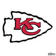 "Kansas City Chiefs 8"" Logo Magnet - Make sure everyone knows your are a fan with our big 8"" logo magnets. These officially licensed magnets stick to any magnetic metal and our outdoor rated! Perfect for game day and everyday! Officially licensed NFL product Licensee: Siskiyou Buckle Thank you for visiting CrazedOutSports.com"