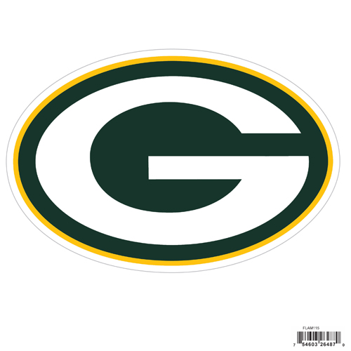 "Green Bay Packers 8"" Logo Magnet - Make sure everyone knows your are a fan with our big 8"" logo magnets. These officially licensed magnets stick to any magnetic metal and our outdoor rated! Perfect for game day and everyday! Officially licensed NFL product Licensee: Siskiyou Buckle Thank you for visiting CrazedOutSports.com"