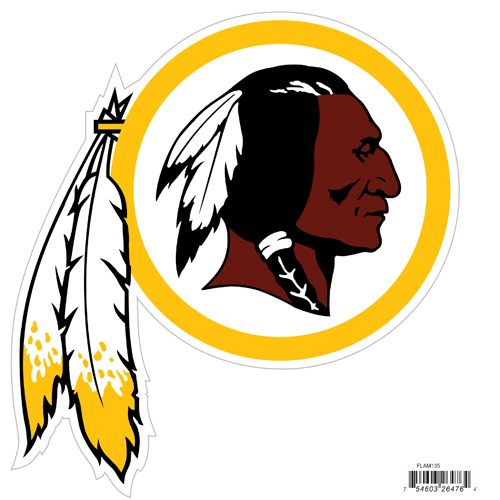 "Washington Redskins 8"" Logo Magnet - Make sure everyone knows your are a fan with our big 8"" logo magnets. These officially licensed magnets stick to any magnetic metal and our outdoor rated! Perfect for game day and everyday! Officially licensed NFL product Licensee: Siskiyou Buckle Thank you for visiting CrazedOutSports.com"