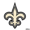 "New Orleans Saints 8"" Logo Magnet - Make sure everyone knows your are a fan with our big 8"" logo magnets. These officially licensed magnets stick to any magnetic metal and our outdoor rated! Perfect for game day and everyday! Officially licensed NFL product Licensee: Siskiyou Buckle .com"