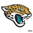"Jacksonville Jaguars 8"" Logo Magnet - Make sure everyone knows your are a fan with our big 8"" logo magnets. These officially licensed magnets stick to any magnetic metal and our outdoor rated! Perfect for game day and everyday! Officially licensed NFL product Licensee: Siskiyou Buckle Thank you for visiting CrazedOutSports.com"