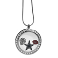 Dallas Cowboys Locket Necklace