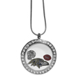 Baltimore Ravens Locket Necklace