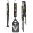 Denver Broncos 3 pc BBQ Set w/Mossy Oak Camo