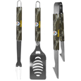 Pittsburgh Steelers 3 pc BBQ Set w/Mossy Oak Camo