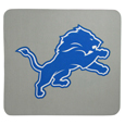 Detroit Lions Mouse Pads - Our licensed neoprene mouse pads have the Detroit Lions silk screen on the pad and are 7 x 8 inches in size. Officially licensed NFL product Licensee: Siskiyou Buckle .com