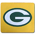 Green Bay Packers Mouse Pads - Our licensed neoprene mouse pads have the Green Bay Packers silk screen on the pad and are 7 x 8 inches in size. Officially licensed NFL product Licensee: Siskiyou Buckle .com